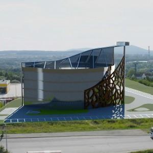 projekt budynku 11
