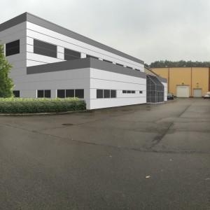 projekt budynku 2