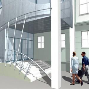 projekt budynku 5