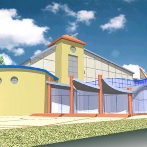 projekt budynku 6